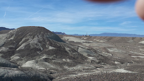 Lithium Enriched Clay at Clayton Valley Project in Nevada