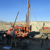 Dean Claims, Nevada Phase 2 Drilling Oct. 2017