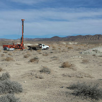 Clayton Valley Lithium Claystone Project, Nevada Drilling March 2017