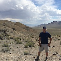 Dr. Bill Willoughby, PE, Cypress CEO at Clayton Valley Lithium Project, Nevada
