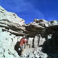 Green Lithium-Rich Claystone Discovered at Cypress' Clayton Valley Project, Nevada