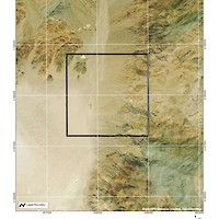 Cypress Development Geothermal Lease Nevada Map