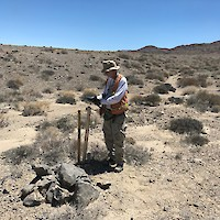Bill Breen, BSc, PGeo, Cypress Land Manager at Clayton Valley Lithium Project
